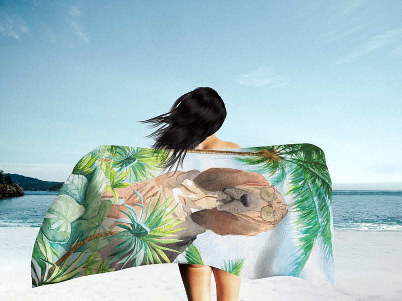 Buy this Bloodhound Premium Beach Towel CK3023TWL3060