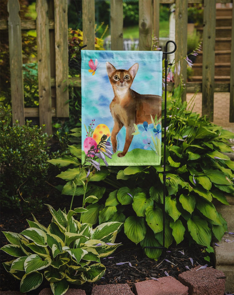 Buy this Abyssinian Easter Eggs Flag Garden Size CK3132GF