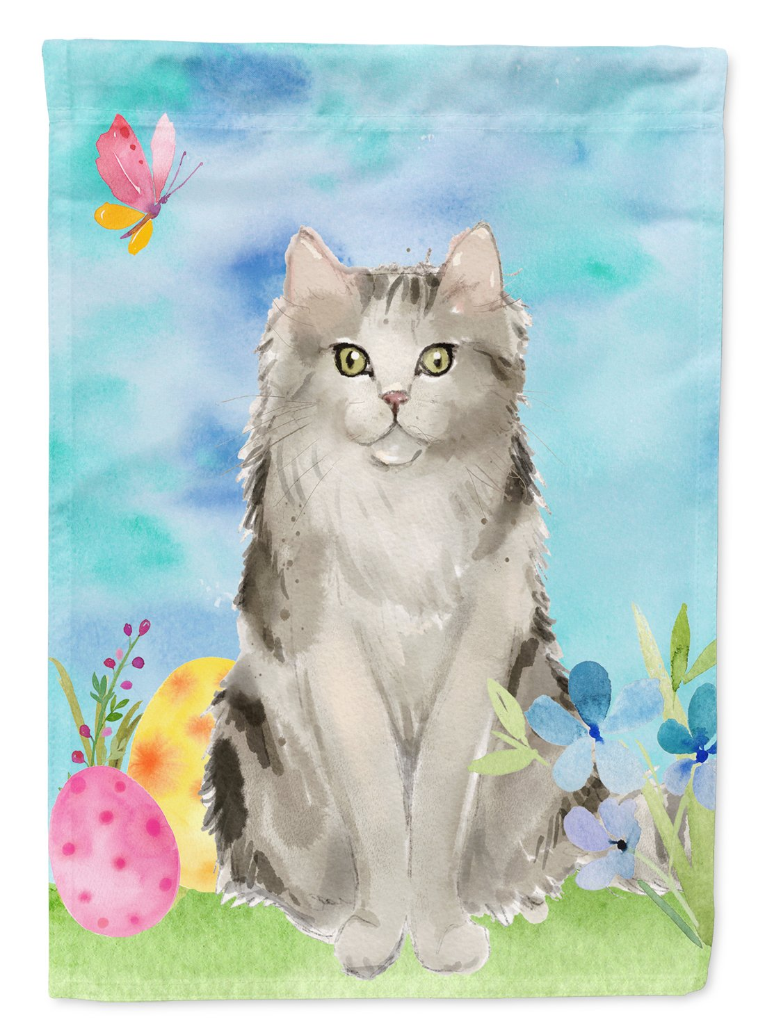 Buy this Ragamuffin Easter Eggs Flag Garden Size CK3141GF