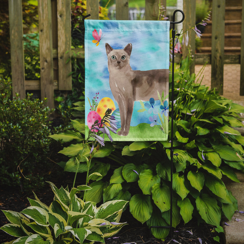 Buy this Tonkinese Easter Eggs Flag Garden Size CK3146GF