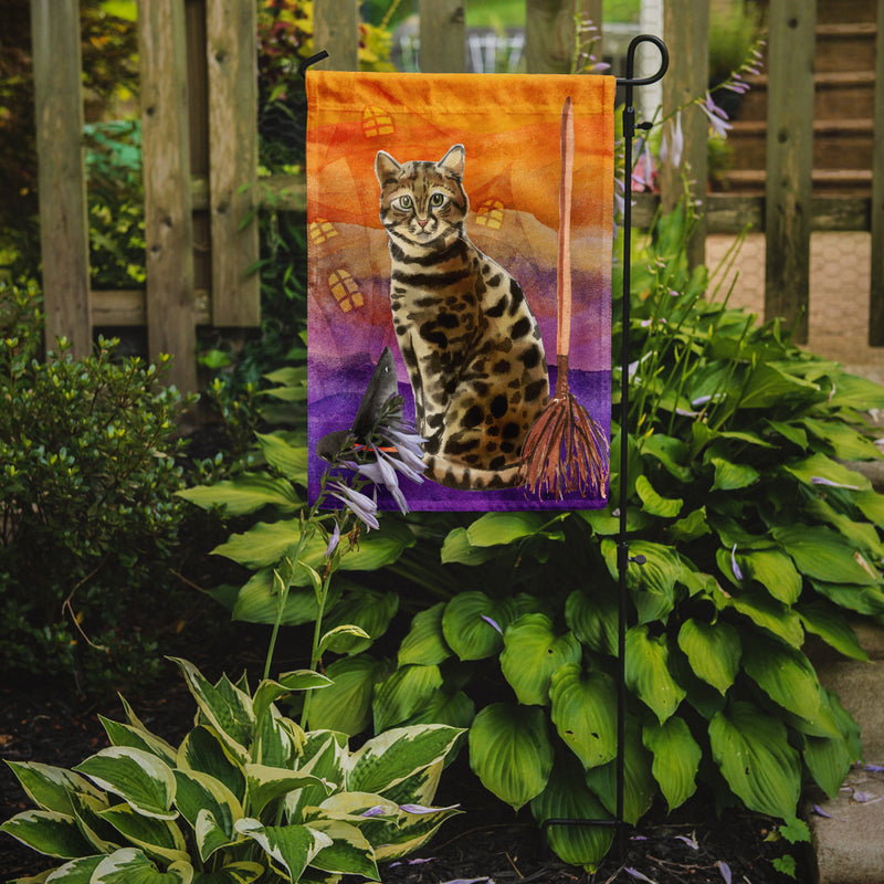 Buy this Bengal Halloween Flag Garden Size CK3180GF