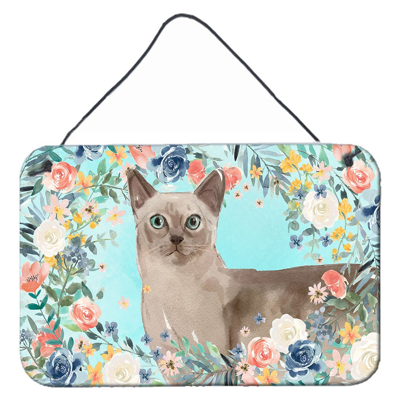 Buy this Tonkinese Spring Flowers Wall or Door Hanging Prints CK3400DS812