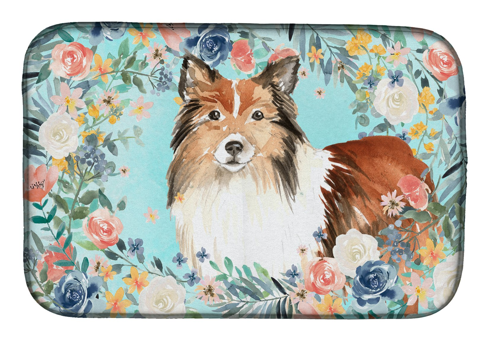 Buy this Sheltie Dish Drying Mat CK3411DDM