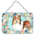 Buy this Sheltie Wall or Door Hanging Prints CK3411DS812