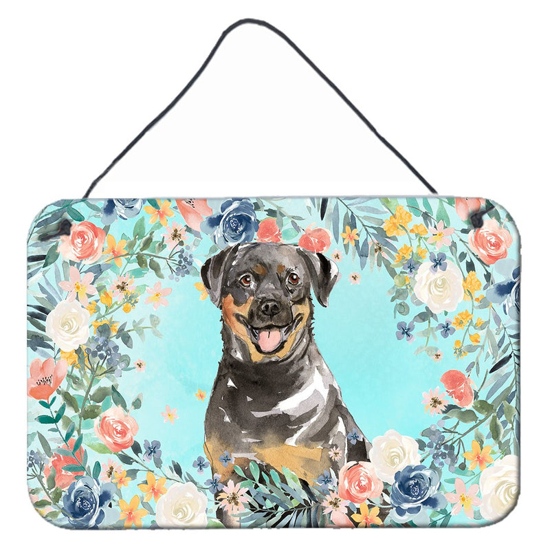 Buy this Rottweiler Wall or Door Hanging Prints CK3415DS812