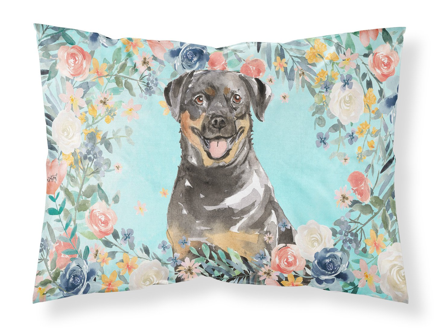 Buy this Rottweiler Fabric Standard Pillowcase CK3415PILLOWCASE