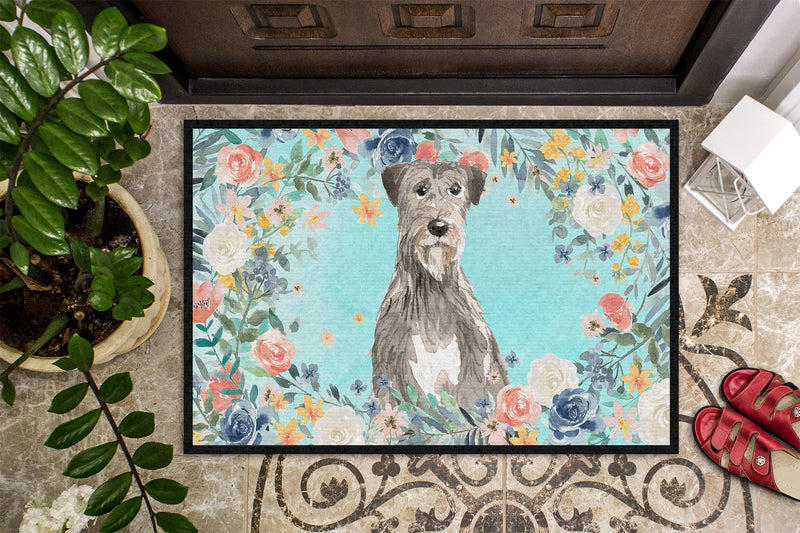 Buy this Irish Wolfhound Indoor or Outdoor Mat 24x36 CK3423JMAT