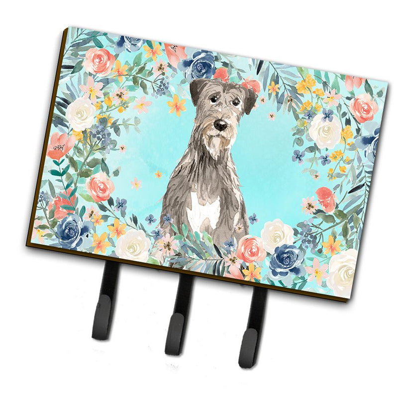 Buy this Irish Wolfhound Leash or Key Holder CK3423TH68