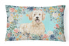 Buy this Goldendoodle Canvas Fabric Decorative Pillow CK3426PW1216