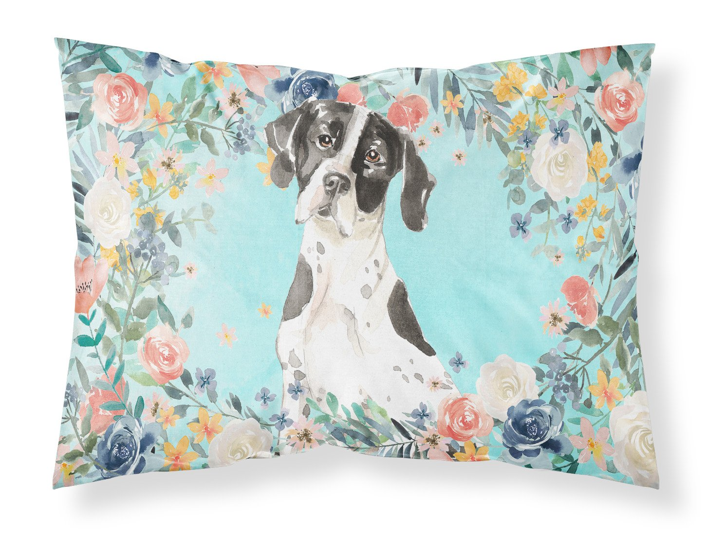 Buy this English Pointer Fabric Standard Pillowcase CK3427PILLOWCASE