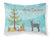 Buy this Abyssinian or African Hairless Dog Christmas Tree Fabric Standard Pillowcase CK3438PILLOWCASE