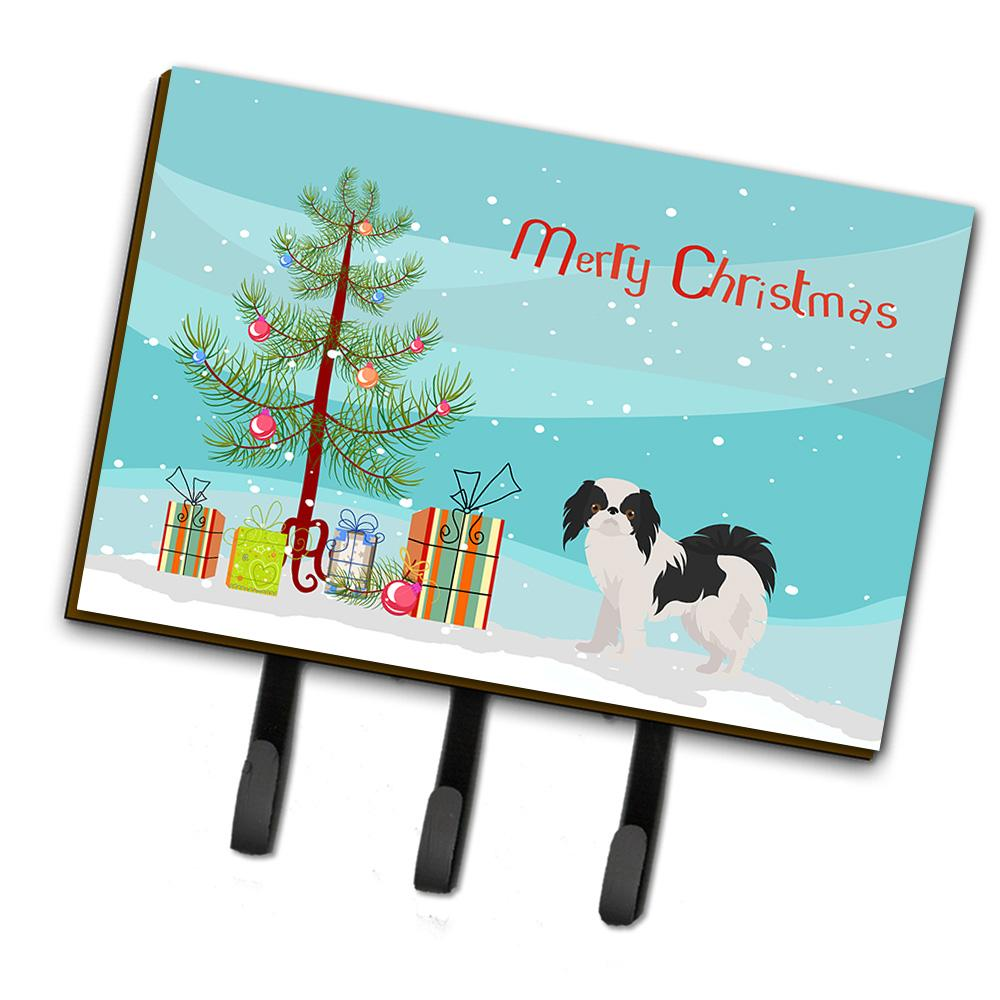 Japanese Chin Christmas Tree Leash or Key Holder CK3462TH68 by Caroline's Treasures