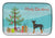 Buy this Manchester Terrier Christmas Tree Dish Drying Mat CK3472DDM