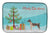 Buy this American Hairless Terrier Christmas Tree Dish Drying Mat CK3514DDM