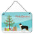 Buy this Australian Shepherd Christmas Tree Wall or Door Hanging Prints CK3516DS812