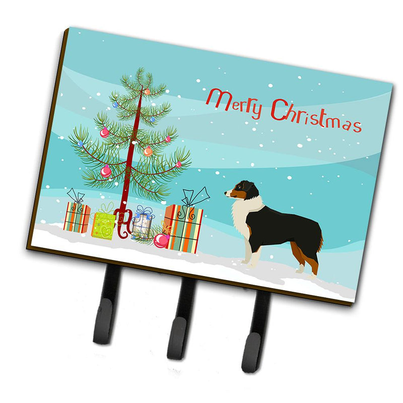 Buy this Australian Shepherd Christmas Tree Leash or Key Holder CK3516TH68