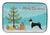 Basenji Christmas Tree Dish Drying Mat CK3517DDM by Caroline's Treasures