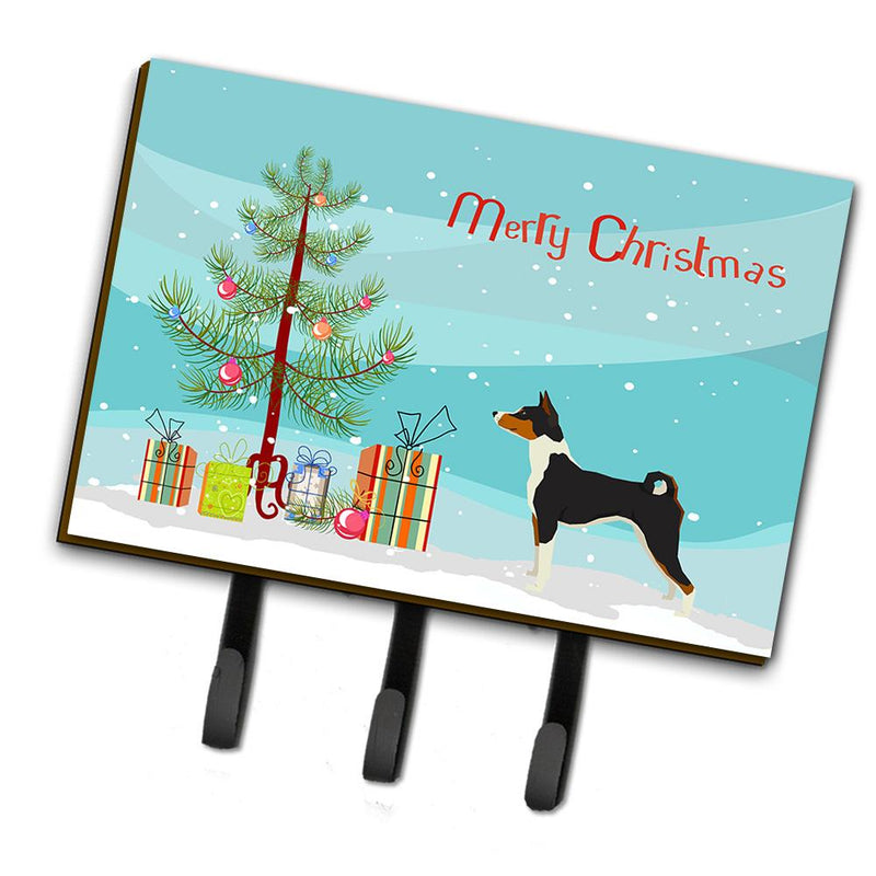 Buy this Basenji Christmas Tree Leash or Key Holder CK3517TH68