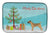 Buy this Border Terrier Christmas Tree Dish Drying Mat CK3523DDM