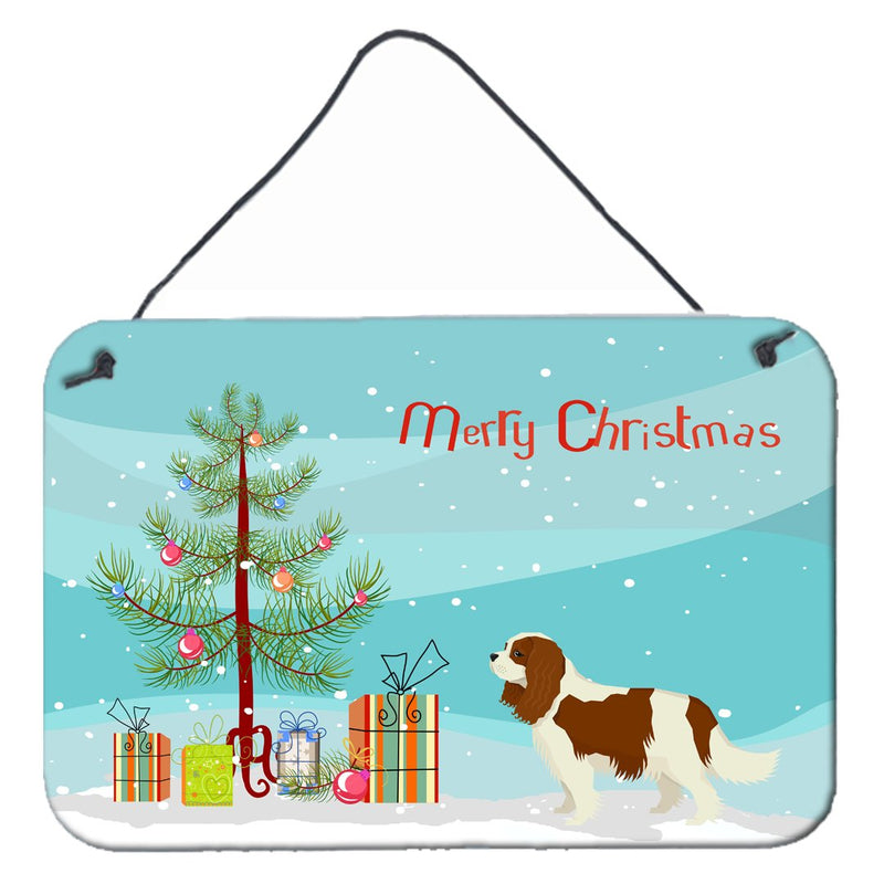 Buy this Cavalier Spaniel Christmas Tree Wall or Door Hanging Prints CK3529DS812