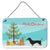 Buy this Dachshund Christmas Tree Wall or Door Hanging Prints CK3533DS812