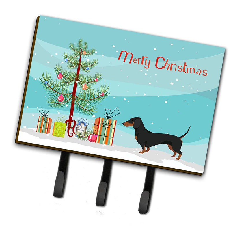 Buy this Dachshund Christmas Tree Leash or Key Holder CK3533TH68