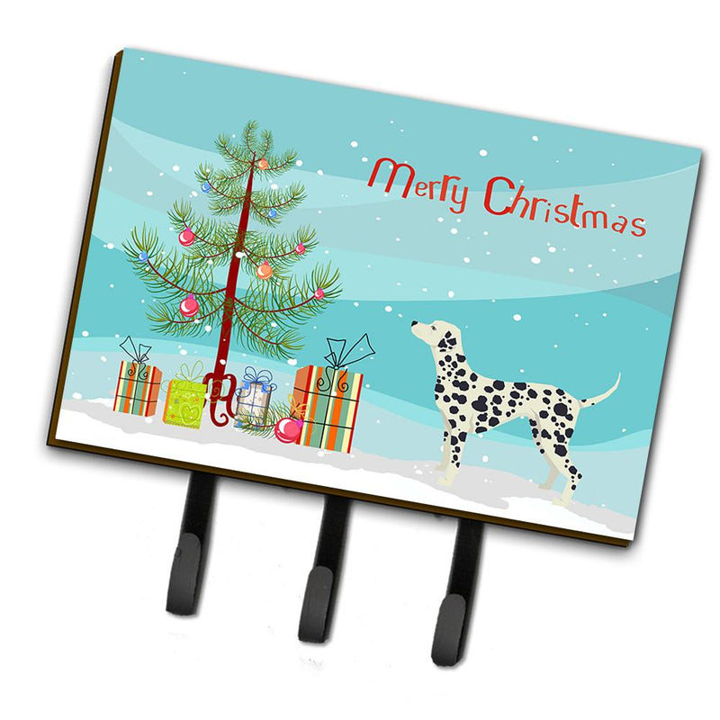 Buy this Dalmatian Christmas Tree Leash or Key Holder CK3534TH68