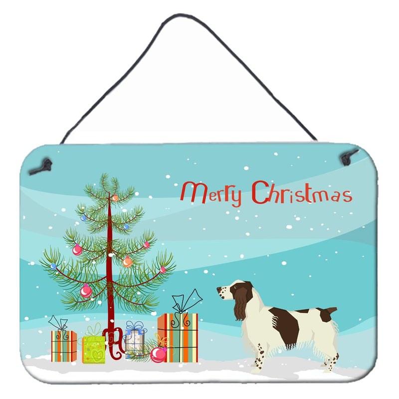 Buy this English Springer Spaniel Christmas Tree Wall or Door Hanging Prints CK3537DS812