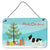 Buy this French Bulldog Christmas Tree Wall or Door Hanging Prints CK3539DS812