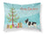 Buy this French Bulldog Christmas Tree Fabric Standard Pillowcase CK3539PILLOWCASE