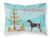 Buy this German Shorthaired Pointer Christmas Tree Fabric Standard Pillowcase CK3541PILLOWCASE