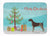 Buy this German Shorthaired Pointer Christmas Tree Machine Washable Memory Foam Mat CK3541RUG