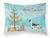 Buy this Great Dane Christmas Tree Fabric Standard Pillowcase CK3542PILLOWCASE