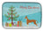 Buy this Ibizan Hound Christmas Tree Dish Drying Mat CK3545DDM