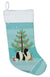 Japanese Chin Christmas Tree Christmas Stocking CK3548CS by Caroline's Treasures