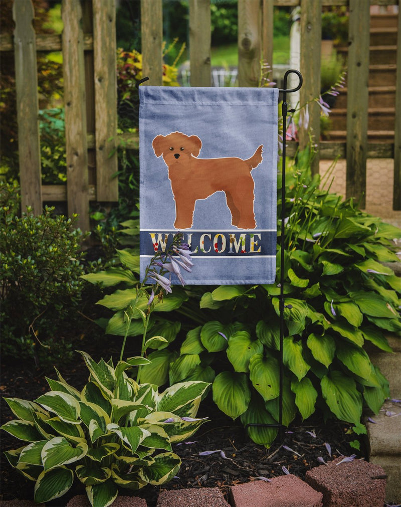 Buy this Shi Chi Welcome Flag Garden Size CK3777GF