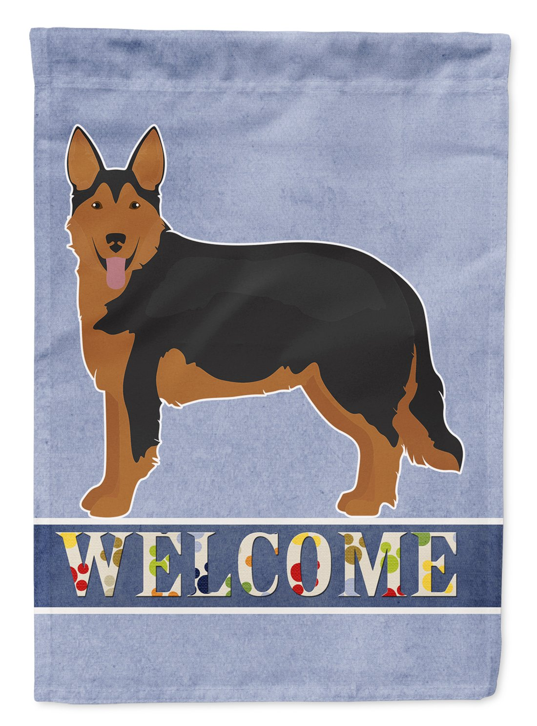 Buy this Shollie #2 Welcome Flag Garden Size CK3780GF