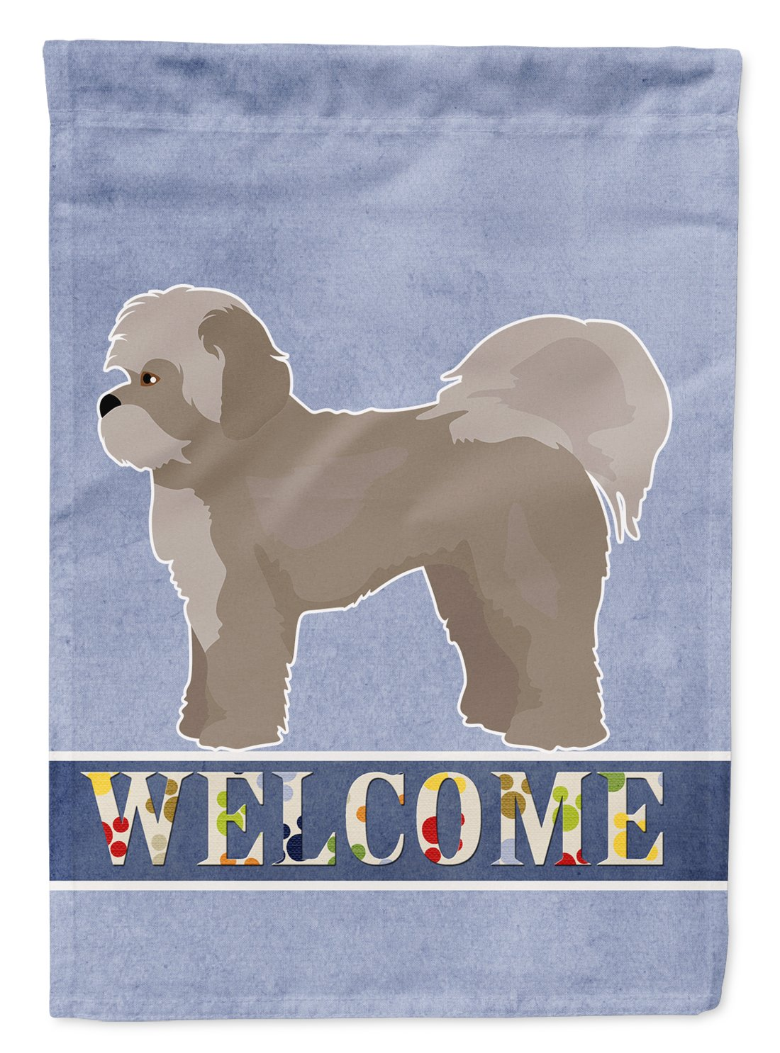 Buy this Zuchon #1 Welcome Flag Garden Size CK3790GF