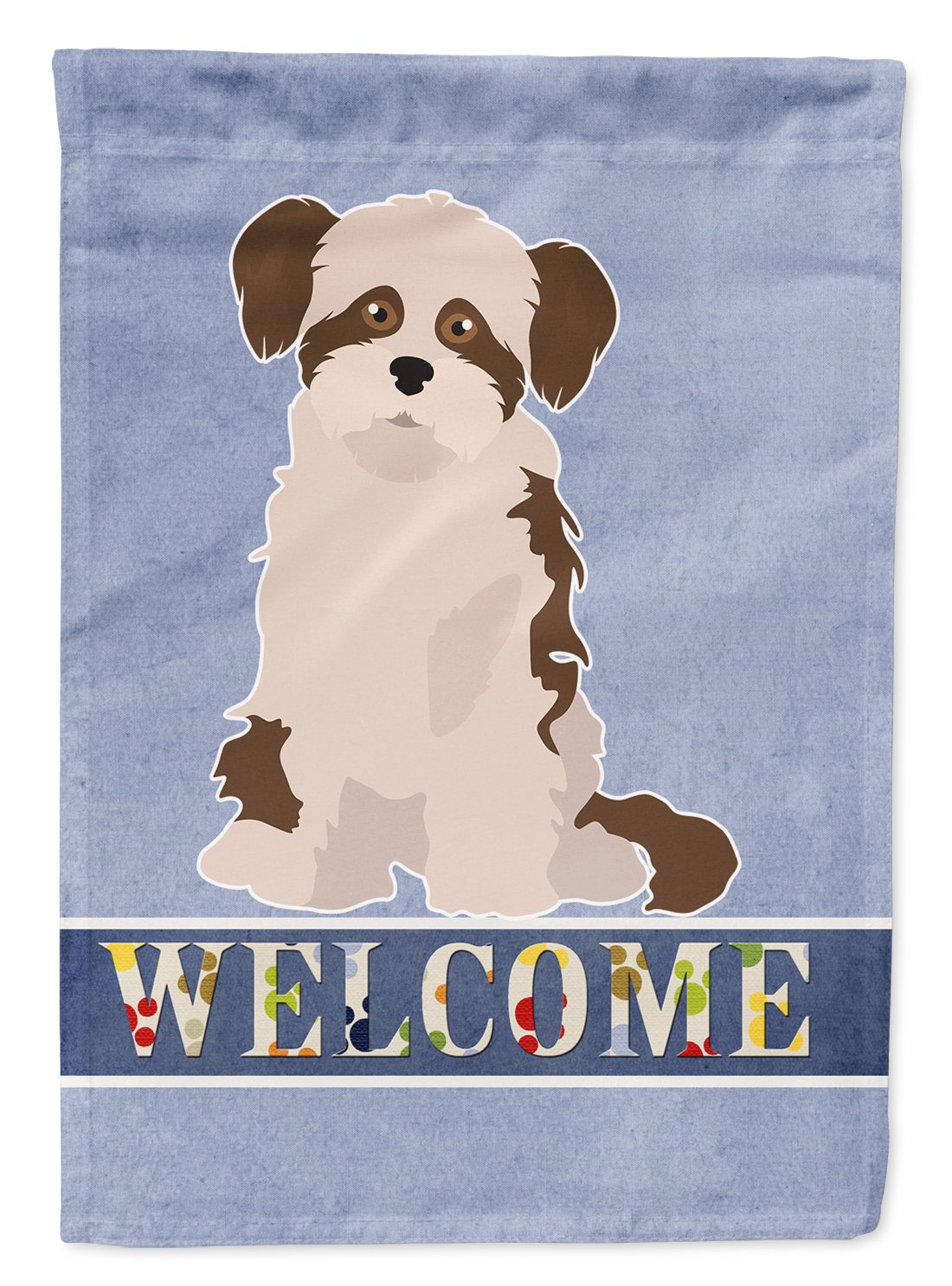 Buy this Shi Chi #3 Welcome Flag Garden Size CK3796GF