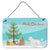 Buy this Bichpoo White Christmas Tree Wall or Door Hanging Prints CK3805DS812