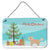 Buy this Bichpoo Christmas Tree Wall or Door Hanging Prints CK3806DS812