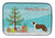Borador Christmas Tree Dish Drying Mat CK3807DDM by Caroline's Treasures