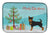 Black and Tan Chorkie Christmas Tree Dish Drying Mat CK3817DDM by Caroline's Treasures