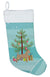 Tan Chorkie Christmas Tree Christmas Stocking CK3818CS by Caroline's Treasures