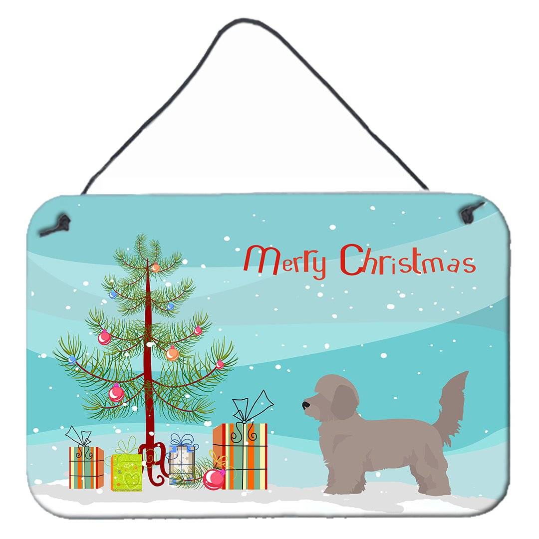 Buy this Doxiepoo Christmas Tree Wall or Door Hanging Prints CK38