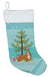 Doxiepoo #2 Christmas Tree Christmas Stocking CK3827CS by Caroline's Treasures