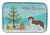 Sheepadoodle Christmas Tree Dish Drying Mat CK3867DDM by Caroline's Treasures