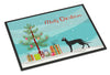 Oriental Shorthair #1 Cat Merry Christmas Indoor or Outdoor Mat 18x27 CK4673MAT by Caroline's Treasures