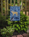 Singapura Cat Welcome Flag Garden Size CK4982GF by Caroline's Treasures