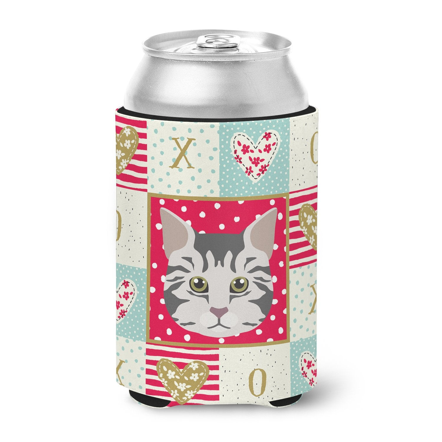 Buy this American Bobtail Cat Love Can or Bottle Hugger CK5079CC